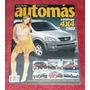 Automás Mayo 2003 4x4 2003 Crossover Suv Kía Sorento Audi A8