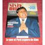 Vivir Bien Magazine Julio 2008 Alan García Ejército Perú