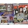 Metal Hammer Zine Black Sabbath King Diamond Napalm Death!!!