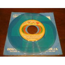 We All Together Disco Azul Raro 45 Rpm 7 The Beatles