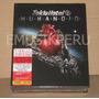 Tokio Hotel Box Humanoid Super Deluxe Incluye Bandera
