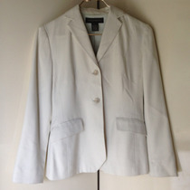 Saco Blazer Banana Republic Original Mujer Xtra Small Usa;)