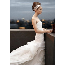 Vestido De Novia - Vera Wang - White Collection