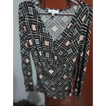 Hermosa Blusa Para Dama Marca Jennifer Lopez Talla S