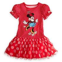 Vestido Minnie Importados Oferta S/45.00