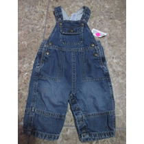 Hermoso Overol Unisex Marca Old Navytalla 3 A 6 Meses Import