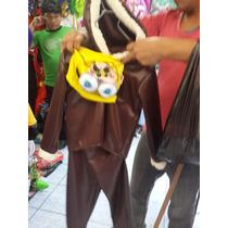 Disfraz Disfraces Minions Esquimal + Calabaza Minions Niños