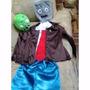 Disfraz Plantas Vs Zombies Único Disfraces Halloween Niños