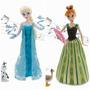 Elsa Anna Frozen Musicales Originales Disney Muñecas Cantan