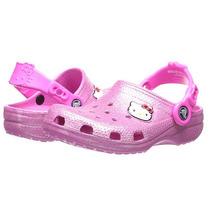 Sandalias Crocs Originales Para Niñas
