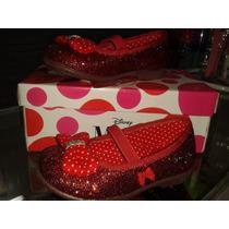 Balerinas Minnie Nuevo Y Original