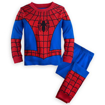 Spiderman Pijama Talla 8 De Disney Store