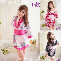 Lenceria Kimono Japonés - Babydolls Variados