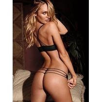 Truza Hilo Seda Lycrada Victoria Secret Talla Small Straps