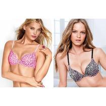 Brasieres Victoria Secret Push Up Talla 38 Traido De Usa