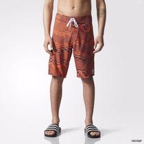 Short Bermuda Ropa De Baño Adidas Para Hombre Talla 32 , 30