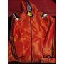 Casaca Original Adidas Capucha World Woven Track Talla M