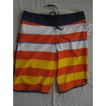 Quiksilver Boardshort 30 Y 31 Baño U S A Con Etiquetas