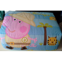 Pedido:endredon Plaza E Media George Pig Made In Italia