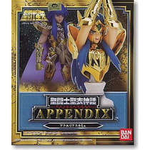 Saint Seiya Myth Cloth Appendix Aquarius Camus