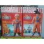 Krilin Y Goku Banpresto Set Dragon Ball Z Super