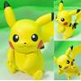 Pokemon - Pikachu S.h. Figuarts Bandai Jp (hoi)