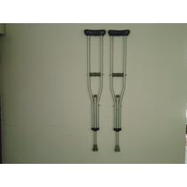 Muletas Ortopédicas Aluminio Venta Nueva