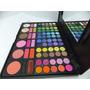 Aliferstyler Paleta Sombras 78 Colores Mac Maquillaje