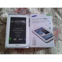 Pedido Samsung Galaxy Tab 2 P3110 Wifi 7 8gb Blanco Nuevo