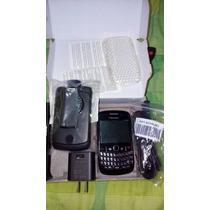 Celular Blackberry 8520 En Caja Con Accesorios Libre Cambio