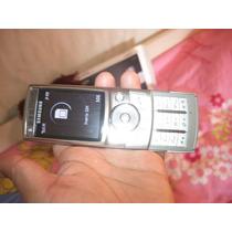 Pedido Samsung G600 Slider Libre De Fabrica 3mpx Mp3