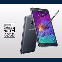 Samsung Galaxy Note 4 32gb 3g Ram 4g Lte Nuevo Libre