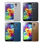 Samsung Galaxy S5 Sm-g900 Libre 16gb + Mica Nuevo En Caja