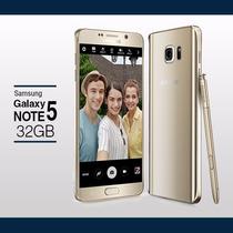 Samsung Galaxy Note 5 4g Lte 32gb 4g Ram Nuevo Libre