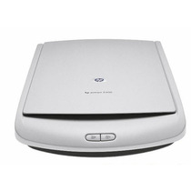 Scaner Escaner Hp 2400 Windows Xp W7 W8 Fuente Cable Usb