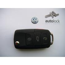 Control Remoto Con Flip Para Volkswagen Beetle Jetta Bora