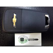 Carcasa De Llave Con Control Remoto Chevrolet