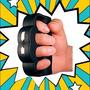 Paralizador Electroshock Manopla Defensa Personal Y Linterna