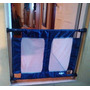 Reja Puerta De Seguridad Plegable Transportable Import.