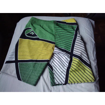 Short Quiksilver 4way Stretch Water Repelent Talla 33