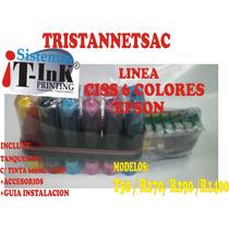 Ciss Sistema Continuo 6 Colores R200/r220