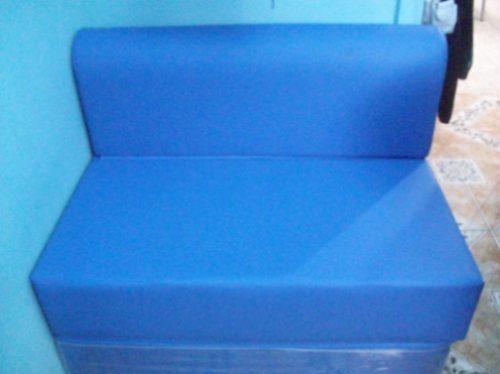 Sofa cama de 1 1 2 plaza s 550 00 en mercadolibre for Sofa cama una plaza precios