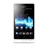 Sony Xperia Go St27a Libre Nuevo Wifi Gps 8gb, Stock Blanco