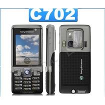 Pedido Sony Ericsson C702 3g 3mpx Gps Mp3 Libre Fabrica