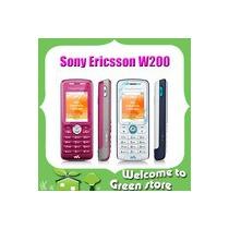 Pedido Sony Ericsson W200 Libre De Fabrica