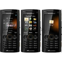 Pedido Sony Ericsson W902 3g 5mpx Bluetooth Mp3