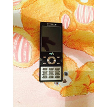 Sony Ericsson W995 Wifi 8gb Gps 8,1mpx Mp3 Fm Pedido