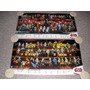 Star Wars Legacy And Clone Wars Action Figures Promo Poster