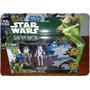Star Wars 501st Legion At-rt With Arf Trooper & Tx-21 Droid