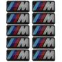 Emblemas M Para Instrumental, Aros, Timón, Cluster Bmw